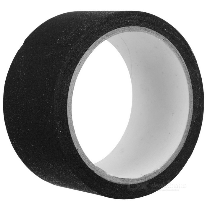 CTSmart 10m Thicken Duct Cloth Roll Tape for Outdoor Sports - Black