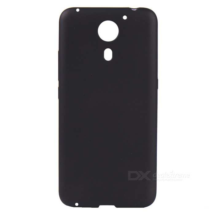 OCUBE Ultra Thin TPU Protective Back Cover Case for UMI Plus - Black