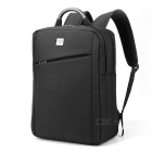 "DTBG D8172W 15.6"" Nylon Water-Resistant Laptop Backpack Handbag -Black"