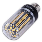 YouOKLight E27 12W 120 SMD-5736 LED Warm White Corn Bulbs (4Pcs)