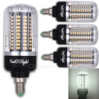 YouOKLight E14 12W 120SMD-5736 LED Cold White Corn Bulbs (4Pcs)
