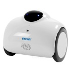 Cute Robot Inteligente HD Wireless Wi-Fi Baby Monitoring Camera - White