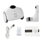ESCAM QN02 Robot Inteligente 720P 1MP Wi-Fi Baby IP Camera (EU Plug)