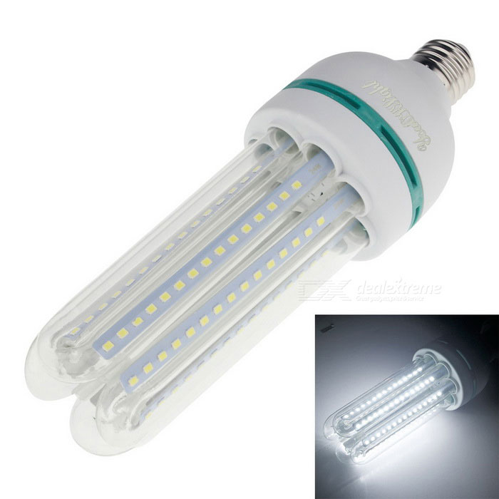 YouOKLight E27 24W Cold White 120 SMD 2835 LED Corn Lamps (AC 85~265V)