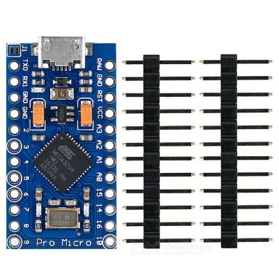 open smart ATmega32U4 Development Board pro micro voor Arduino