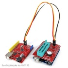 AVR ISP Shield Burning Bootloader Programmer for Arduino UNO R3