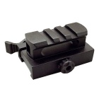 ACCU 3-Slot Quick Release Mount Adaptor + Elevation Adjustable Mount