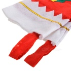 Christmas Decorative Non-Woven Fabric Socks / Gift Bags (2 PCS)