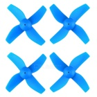 JJRC Spare Parts Propellers Set for Tiny Whoop JJRC H36 - Blue (4 PCS)