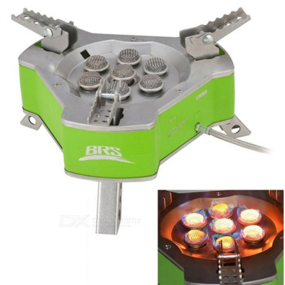 BRS-71 Outdoor Portable Super Fire Furnace Gas Stove