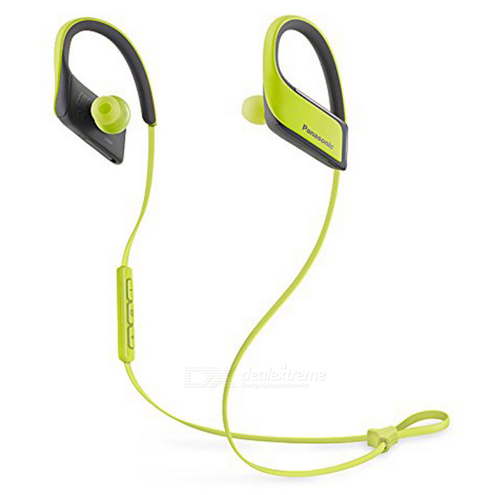Panasonic Wings RP-BTS30 Auricular Inalámbrico Bluetooth Inalámbrico - Amarillo