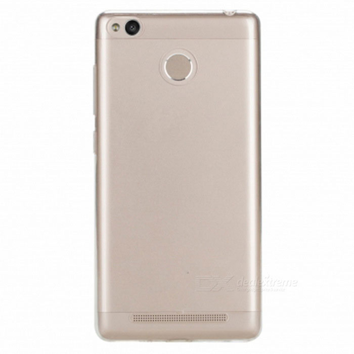 Original Xiaomi TPU Case for XIAOMI Redmi 3 Pro / 3S - Transparent