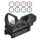 Red and Green Electro Dot Scope Sight for Camera