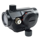 Electro Green & Red Dot Sight - Black