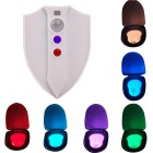 YouOKLight YK2248 8-Color Motion Activated Sensor Toilet Lamp