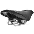 Multifunctional Adjustable Comfortable Mountain Bike Saddle - Black