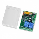 DC 12V 10A 2-CH Wireless Remote Controller Switch Module + Receiver