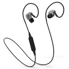 PLEXTONE BX240 Sport Bluetooth Subwoofer Stereo In-Ear Headset - Black