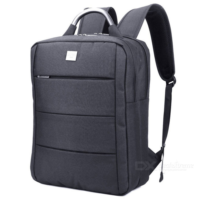 DTBG D8173W 15.6 Inch Water Resistant Nylon Laptop Backpack - GreyBags and Pouches<br>Form  ColorGreyModelD8173WQuantity1 DX.PCM.Model.AttributeModel.UnitShade Of ColorGrayMaterialNylonCompatible Size15.6 inchTypeBackpacks,Tote BagsPacking List1 * Backpack<br>