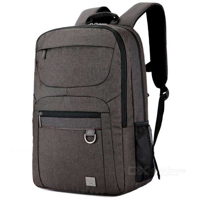 DTBG D8179W 15.6 Nylon Water-Resistant Nylon Laptop Backpack - GreyBags and Pouches<br>Form  ColorGreyModelD8179WQuantity1 DX.PCM.Model.AttributeModel.UnitShade Of ColorGrayMaterialNylonCompatible Size15.6 inchTypeBackpacks,Tote BagsPacking List1 * Backpack<br>