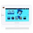 "ViewSonic 4.3"" LCD H.264/RM/MP3/E-Book/FM Portable HD Media Player  (480*272/4GB)"