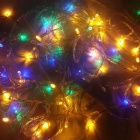 18W 300-LED Colorful Light Christmas Twinkle String Lights (30m)