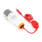 SF-666 Capacitive Microphone - White