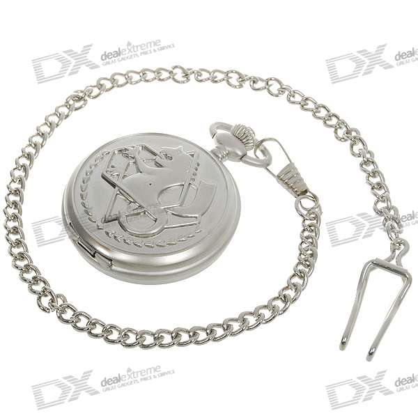 Fullmetal Alchemist Cosplay Pocket Quartz Watch (1*AG5)