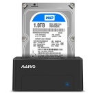 "MAIWO K308NEW USB3.0 2,5""/ 3,5"" док-станция для SATA HDD - черный"