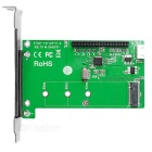 MAIWO KT021A IDE to M.2NGFF SSD Adapter Card - Green