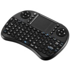 iPazzPort Mini Wireless Keyboard w/ Touchpad Board (Spanish Version)