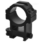 KC11 30mm Quick Release Fixture Mirror Ring Mount for Gun M40 - Black