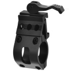 Inclined Wall Quick Release Fixture Mount, Aluminium Alloy Gun Accessories