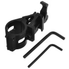 T2008 25mm Diameter Quick Release Fixture Mount for Gun M16A3 - Black