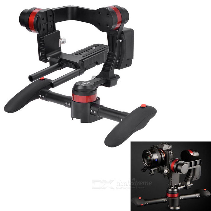 Wenpod MD2 3-Axis handheld gimbal camera Estabilizador de vídeo DSLR