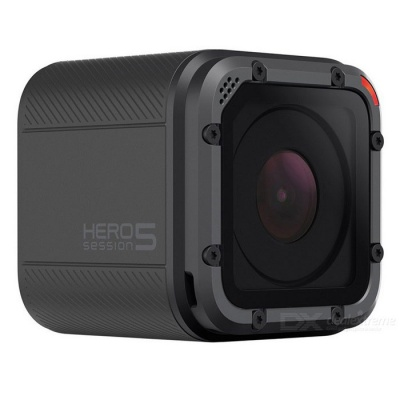 Gopro Hero 5 Session 10MP 4K Sport Camera - Black