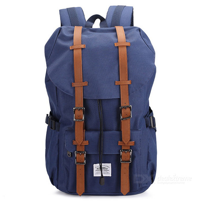 KAUKKO EP5 22L Nylon Shoulder Backpack Fits 15 Laptop - Sapphire BlueForm  ColorSapphire BlueBrandOthers,Others,KAUKKOModelEP5Quantity1 DX.PCM.Model.AttributeModel.UnitMaterialNylonTypeDaypackGear Capacity22 DX.PCM.Model.AttributeModel.UnitCapacity Range20L~40LRaincover includedNoBest UseSwimming,Running,Climbing,Family &amp; car camping,Mountaineering,Travel,Cycling,FishingPacking List1 * Backpack<br>