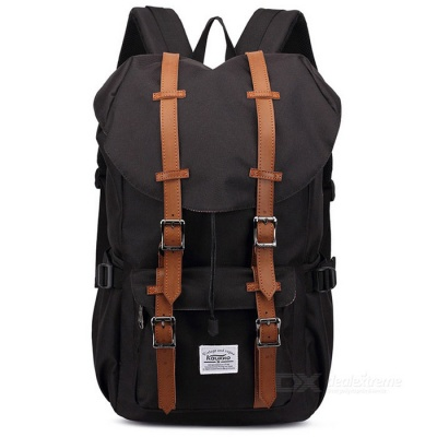 KAUKKO EP5 22L Nylon Shoulder Backpack Fits for 15