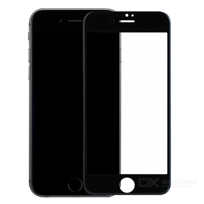 Benks 3D Tempered Glass Screen Protector w/ PET Frame for IPHONE 7PLUS