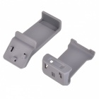 8Bitdo Plastic Clip Fastening Stand for SNES30 / SFC30 - Grey