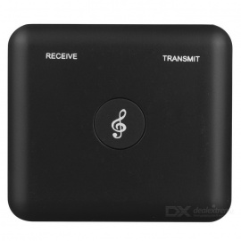 Wireless 2-in-1 Bluetooth v4.1 Audio Receiver / Transmitter - Black