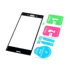 Tempered Glass Screen Protector for Sony Xperia XC - Black