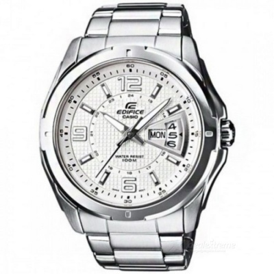 CASIO EF-129D-7AVDF Edifice Men's Analog Dress Watch (Without Box)