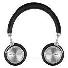 3.5mm Jack / High Fidelity / 1.2m Cable / Portable Metal Casing Wire Bass Headset