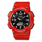 Casio AQ-S810WC-4AV Tough Solar Quartz Watch - Red (Without Box)