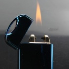 Maikou USB Charging Electronic Cigarette Lighter - Blue