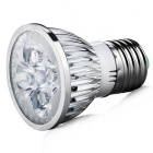 E27 4W Red + Blue Light LED Plant Growth Lamp (AC 85-265V)