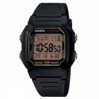 Casio W-800HG-9AVDF Classic Digital Watch - Black (Without Box)