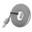 REMAX Fast Series Micro USB to USB Charge / Data Cable - Grey (100cm)