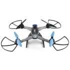 JJPRO-X1G 2.4G 4-CH 6-Axis RC Quadcopter w/ 5.8G FPV HD Camera - Blue